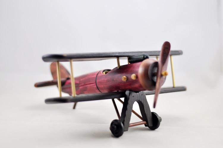礼品 创意摆件 复古小飞机双翼机模型  商品介绍 商品名称:复古小飞机